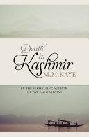 Death in Kashmir Pdf/ePub eBook