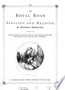 The royal road to spelling and reading  by E N  Marks   Book