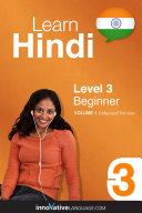 Learn Hindi   Level 3  Beginner