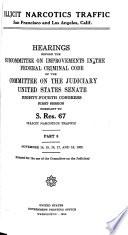 The Illicit Narcotics Traffic Book