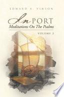 In Port - Meditations on the Psalms: Volume 2 Pdf/ePub eBook