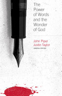 The Power of Words and the Wonder of God Book