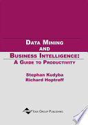 Data Mining And Business Intelligence Book