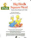Big Bird s Square Meal Book PDF