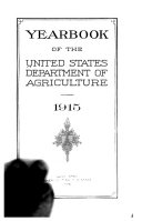 yearbook of the u.s. department of agriculture