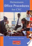 Heinemann Office Procedures For Cxc
