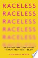 Raceless Book PDF