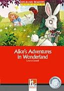 Alice s Adventures in Wonderland  Class Set  Level 2  A1 A2  Book PDF
