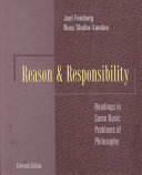 Reason and Responsibility Book