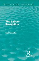 The Labour Revolution (Routledge Revivals)