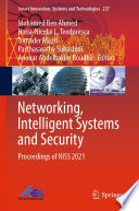 Networking  Intelligent Systems and Security Book