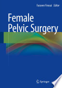 Female Pelvic Surgery Book PDF