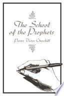 The School of the Prophets Book