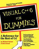 Visual C   6 For Dummies