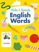 Hide   Speak English Words  Lift the Flap
