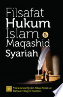 Filsafat Hukum & Maqashid Syariah