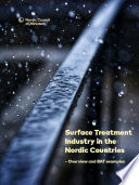Surface Treatment Industry In The Nordic Countries Overview And Bat Examples