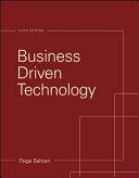 Business Driven Technology Book