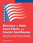 Directory Of State Court Clerks And County Courthouses 2017
