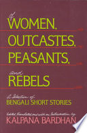 Of Women  Outcastes  Peasants  and Rebels Book