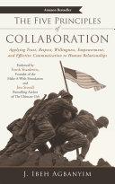 The Five Principles of Collaboration Pdf/ePub eBook