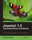 Joomla  1 5 Top Extensions Cookbook
