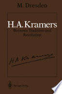 H A Kramers Between Tradition And Revolution Book PDF