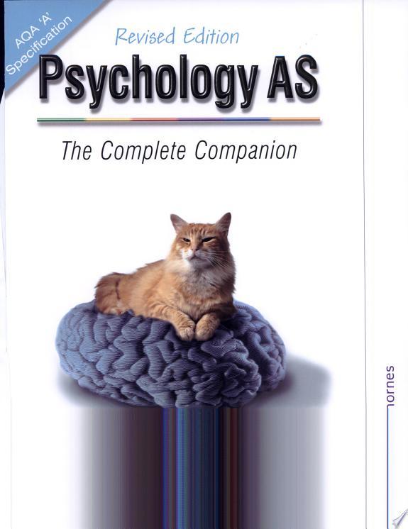 Psychology AS