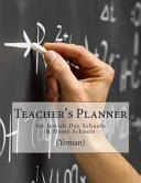 Teacher s Planner for Jewish Day Schools and Home Schools  Yoman