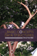 link to Basic concepts in data structures in the TCC library catalog