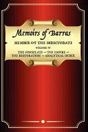 Memoirs of Barras