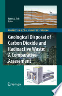 Geological Disposal of Carbon Dioxide and Radioactive Waste  A Comparative Assessment Book