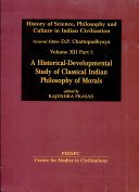 A Historical-developmental Study of Classical Indian Philosophy of Morals