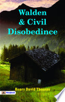 WALDEN   CIVIL DISOBEDIENCE Book