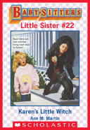Karen''s Little Witch (Baby-Sitters Little Sister #22)