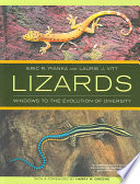 """Lizards: Windows to the Evolution of Diversity"" by Eric R. Pianka, Laurie J. Vitt"