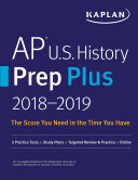 AP U S  History Prep Plus 2018 2019