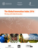 Global Innovation Index 2016