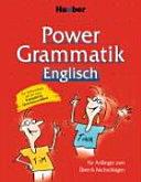 Power-Grammatik Englisch