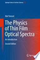 The Physics Of Thin Film Optical Spectra Book PDF