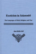 Exoticism in Salammbô