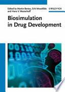 Biosimulation in Drug Development Book