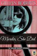 Murder She Did Pdf/ePub eBook