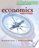 Economics  : Explore & Apply