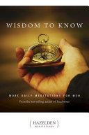 Wisdom to Know Pdf/ePub eBook