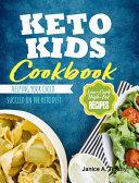 Keto Kids Cookbook