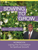 Sowing to Grow Workbook
