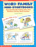 Word Family Mini-Storybooks