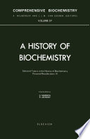 Selected Topics in the History of Biochemistry  Personal Recollections