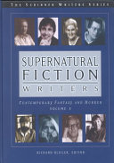 Supernatural Fiction Writers  Guy Gavriel Kay to Roger Zelazny